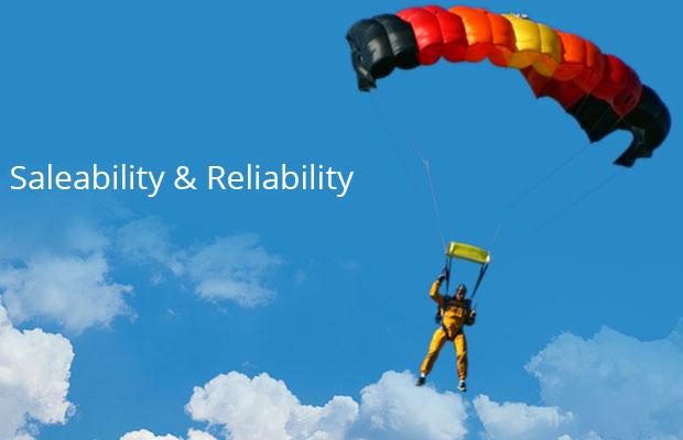 Saleability & Reliability
